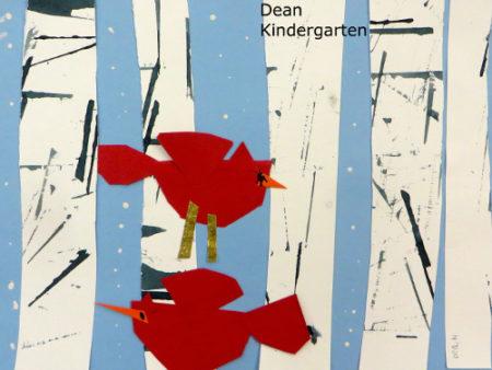 Dean winter birds