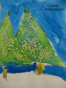 Laine winter trees 2