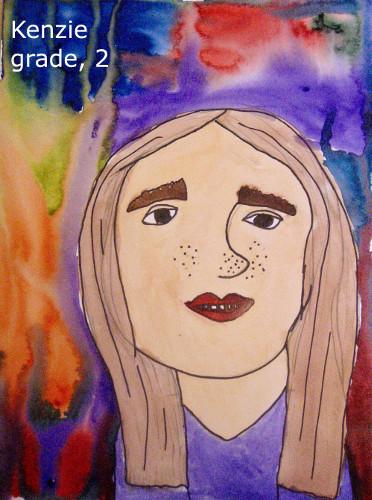 Kenzie portrait