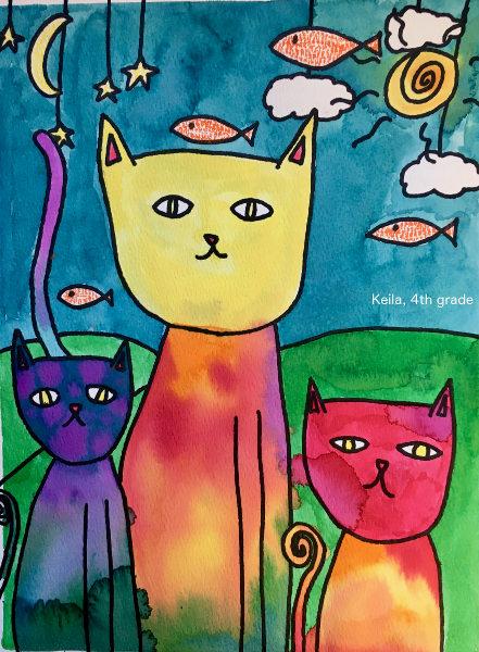 Keila, Cats 4 WS